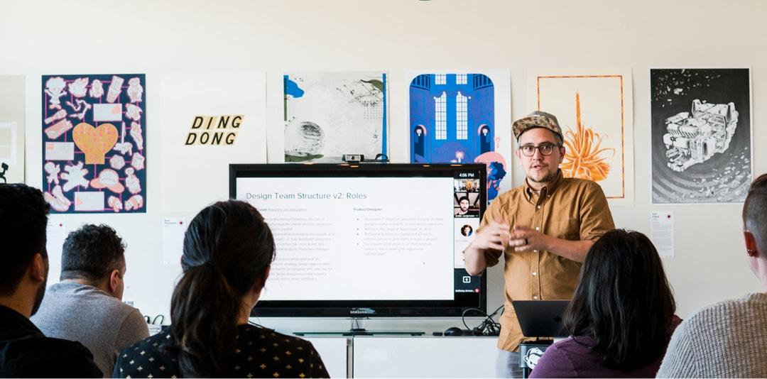 funsize design team meeting structure