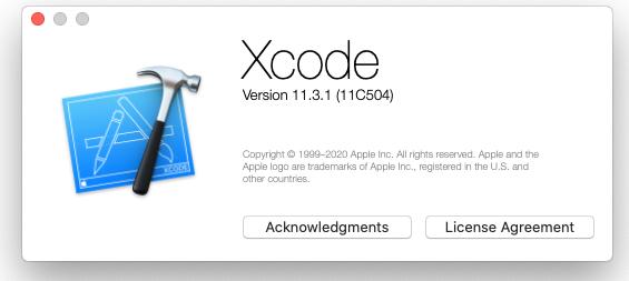 X code