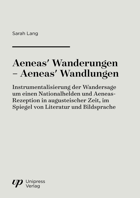 Aeneas' Wanderungen – Aeneas' Wandlungen