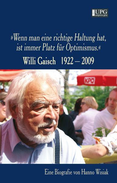 Biografie Willi Gaisch 1922–2009