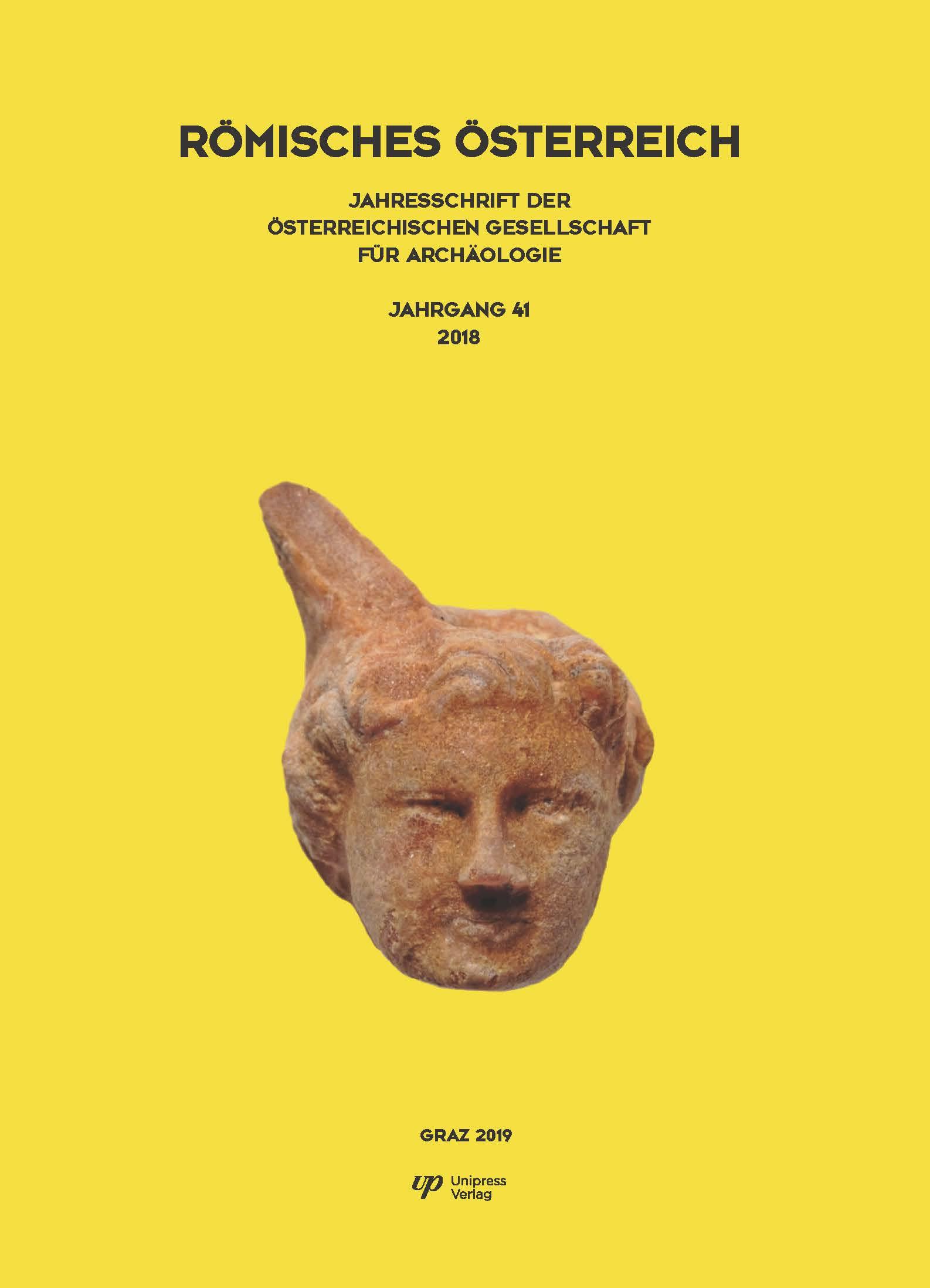 Römisches Österreich Band 41