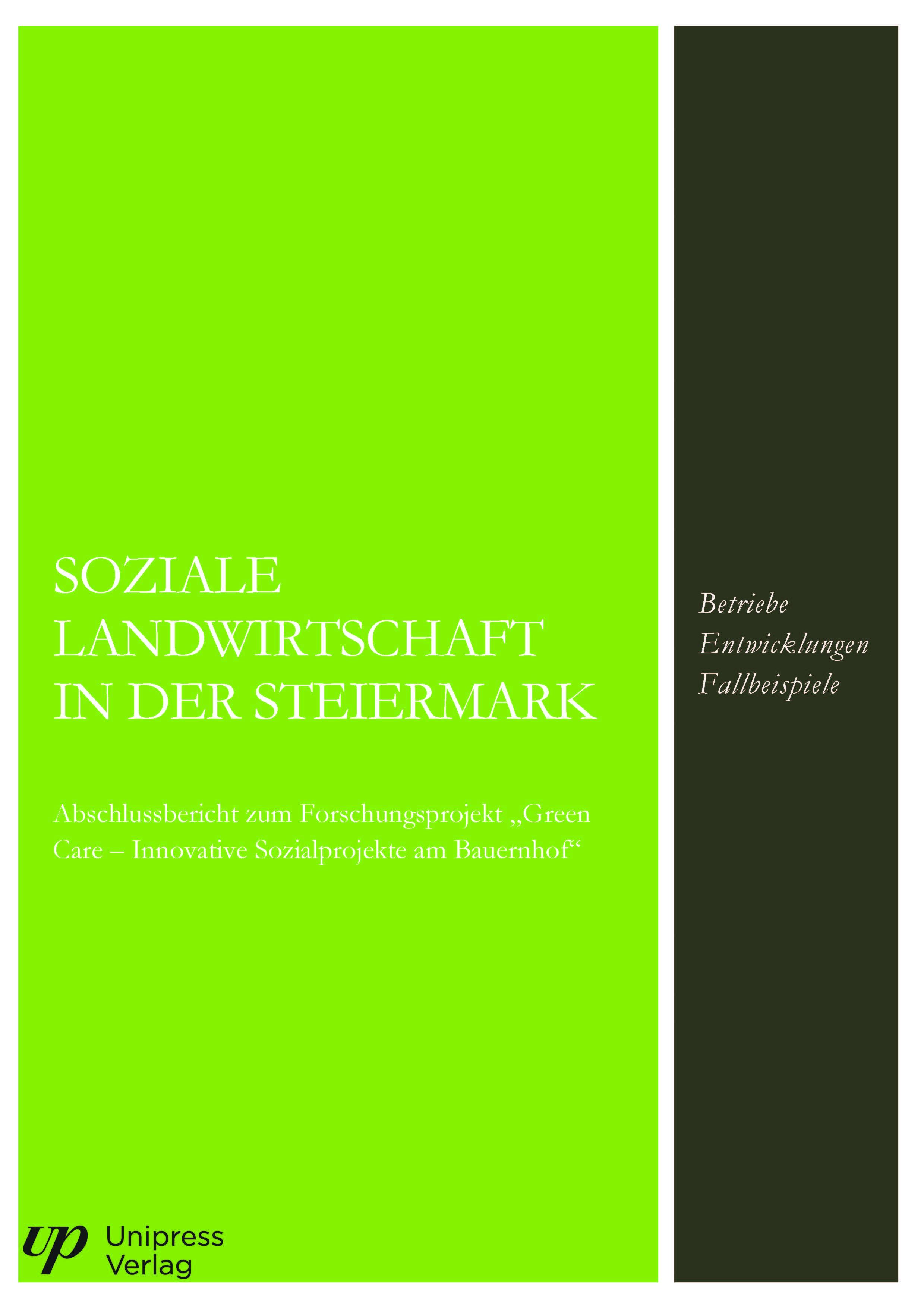 Soziale Landwirtschaft in der Steiermark