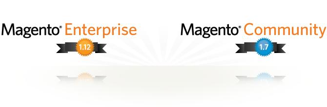 Magento Community versus Enterprise