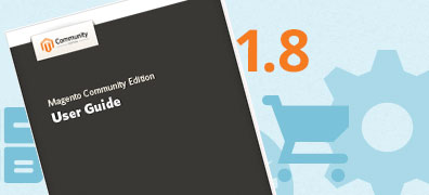 Magento User Guide 1.8 released