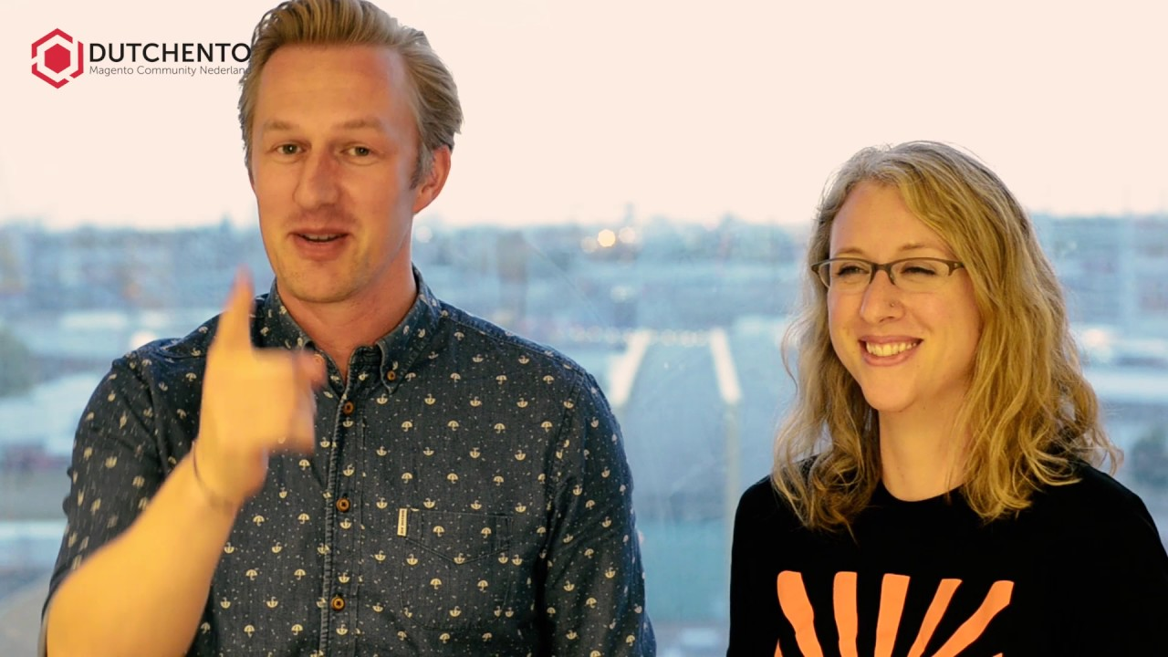 Danielle Mundle and Guido Jansen talk about our last MUG