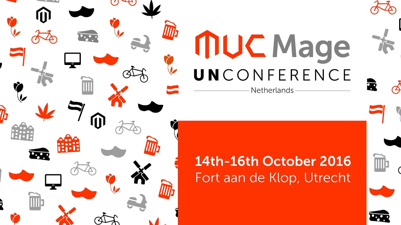 Magento UnConference NL 2016