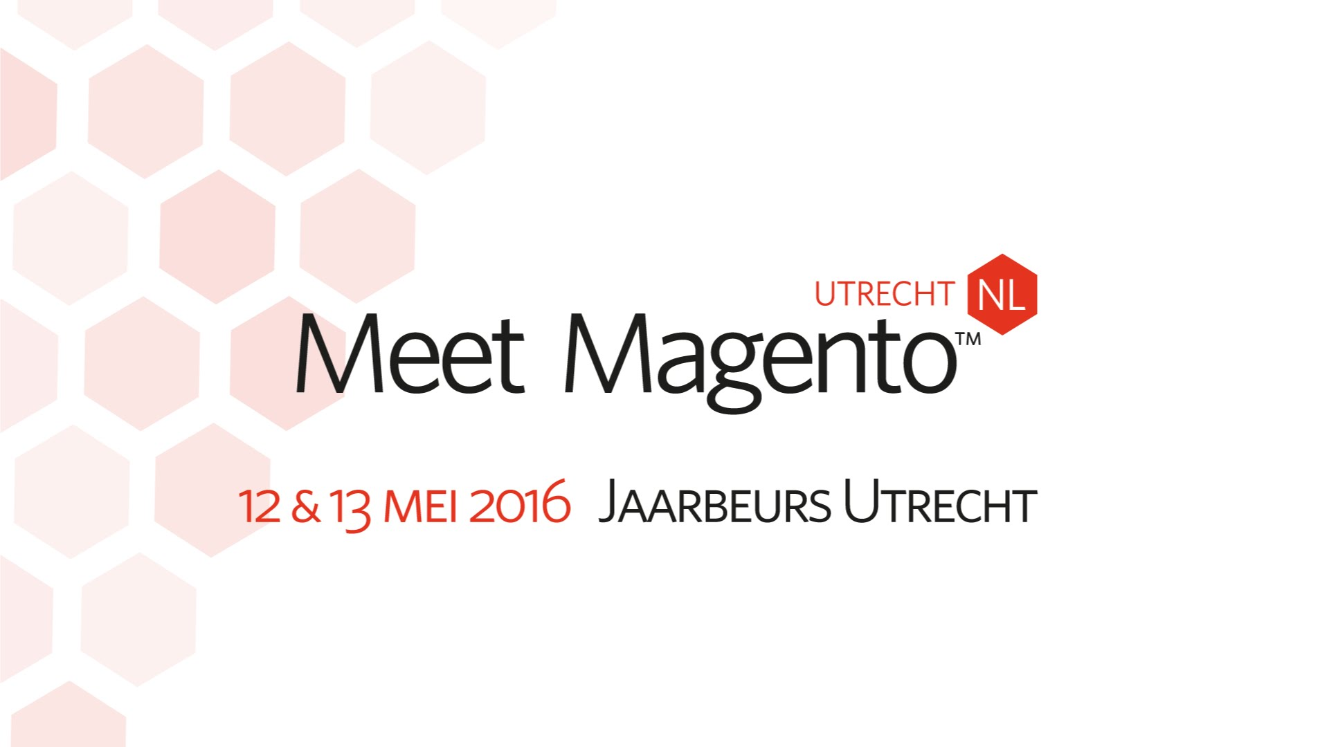 Aftermovie Meet Magento Netherlands 2016