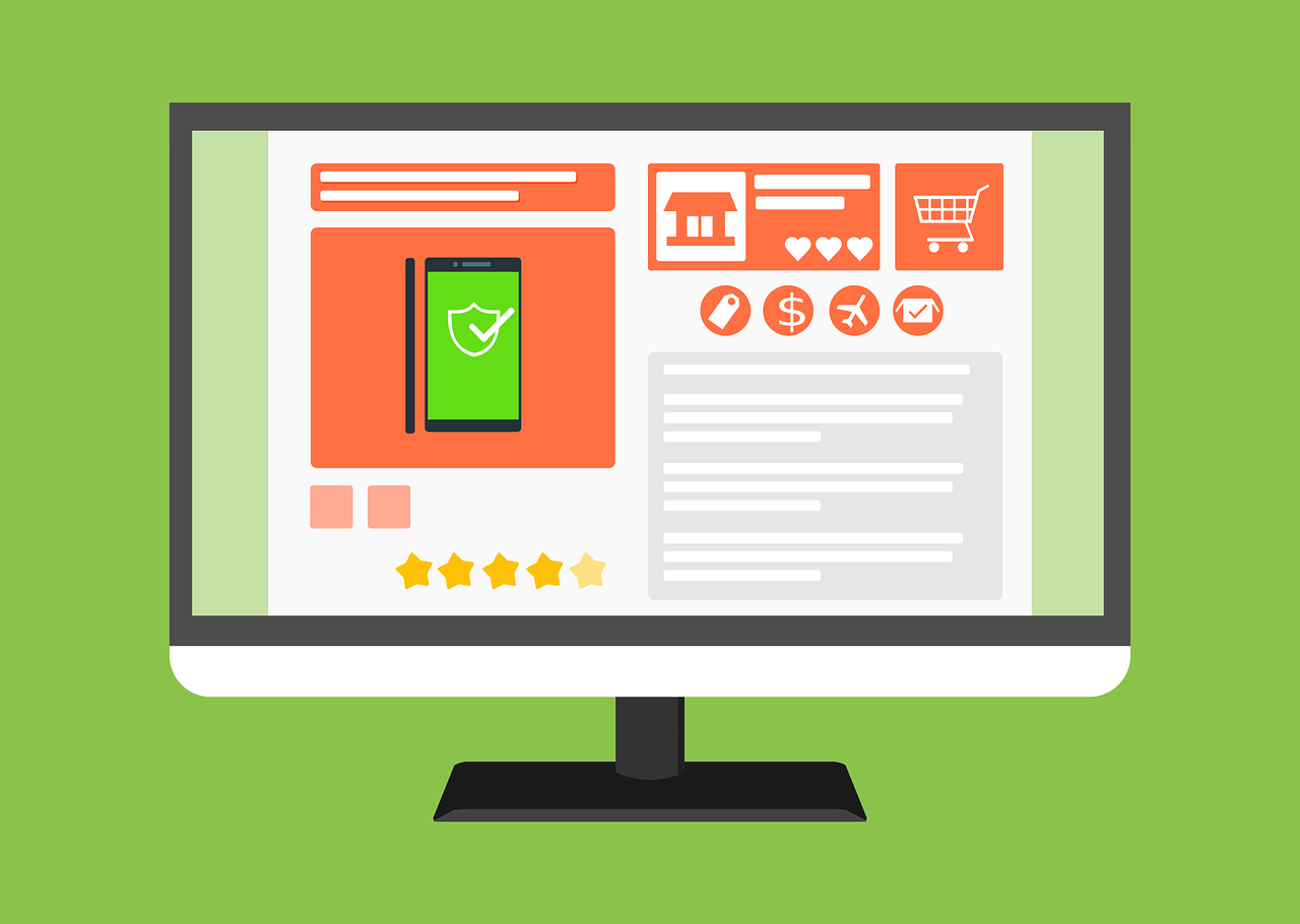 E-commerce checkout stap 1: Focus