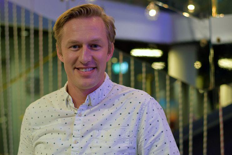 Intervju: Guido Jansen ska ta reda på varför kunderna inte handlar