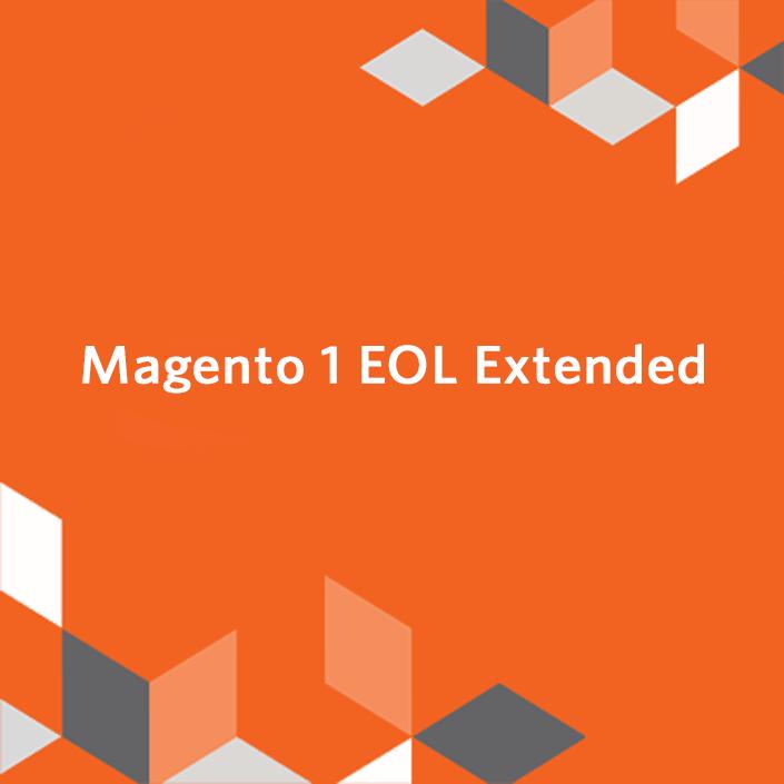 Magento extends Magento 1 EOL