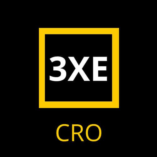 3XE Digital CRO