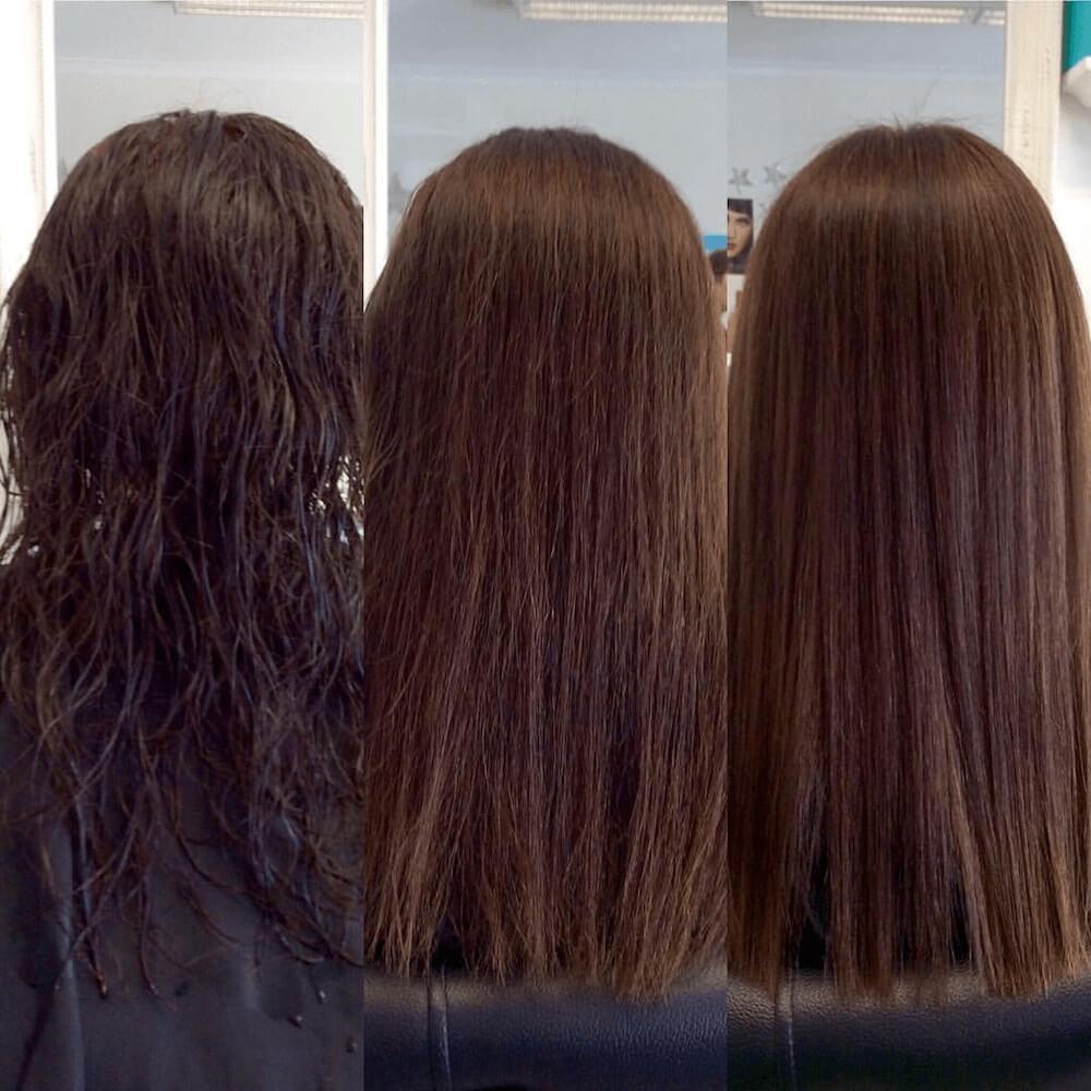 Yuko Hair Straightening - Kinks Hair Salon