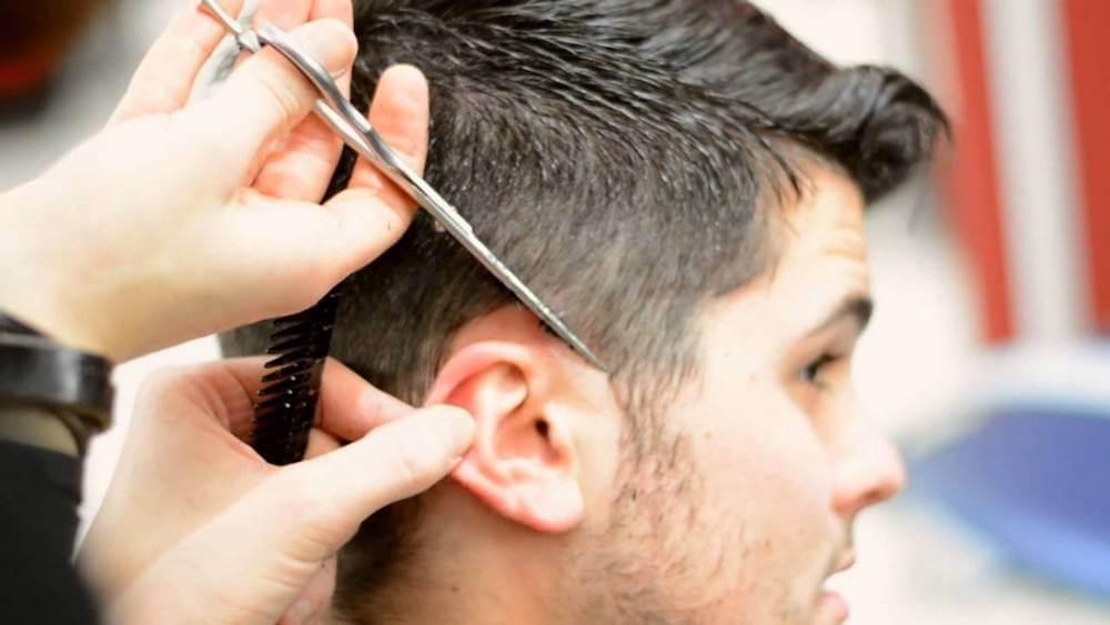 Men's haircuts - Kinks Fremantle
