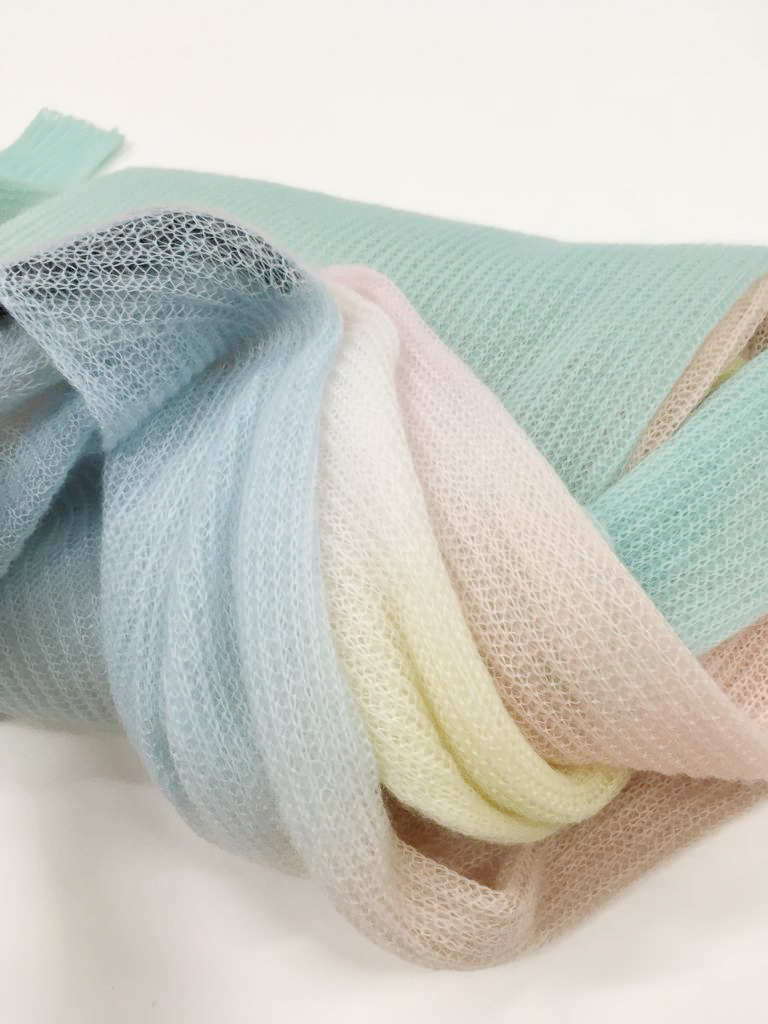 WE WANT SPRING, WE WANT MOHAIR!