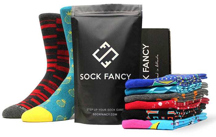 best sock of the month club for sock fancy