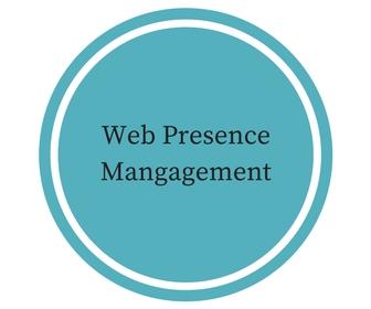 Web Presence Management