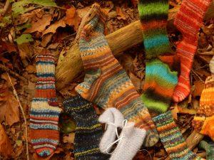 Verwenmiddag voor de dames van Sokken voor Peru 14 februari