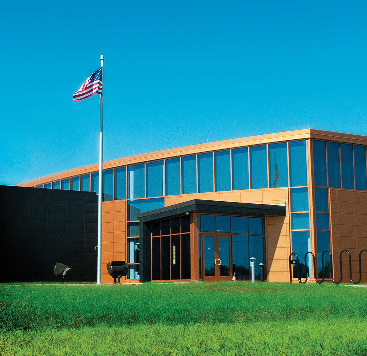 Norfolk Operations Center Building