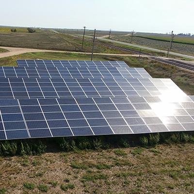 Venango solar facility