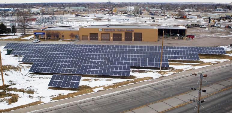 Scottsbluff Solar Array