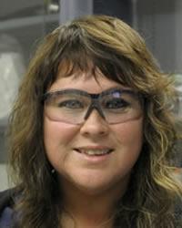 Ashley, Chemistry Technician