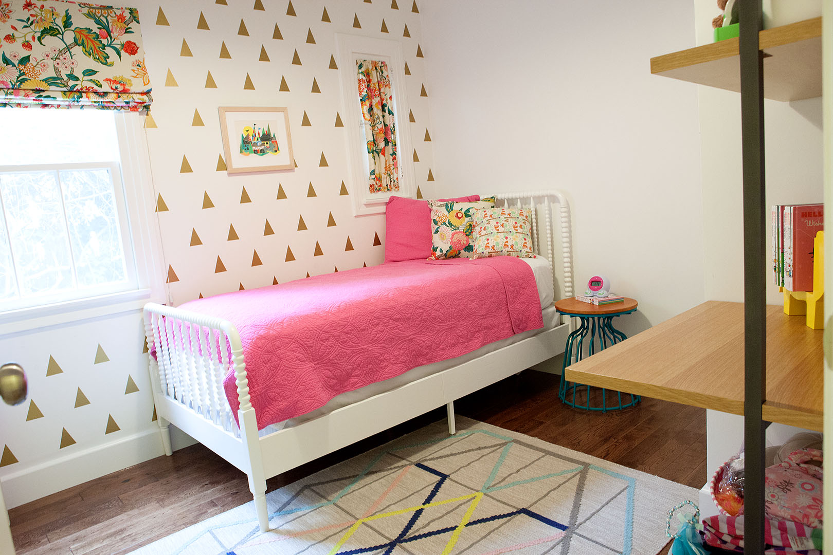 Children bedroom design in Oakland, CA