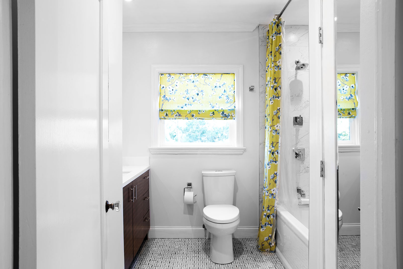 Oakland bathroom interior design