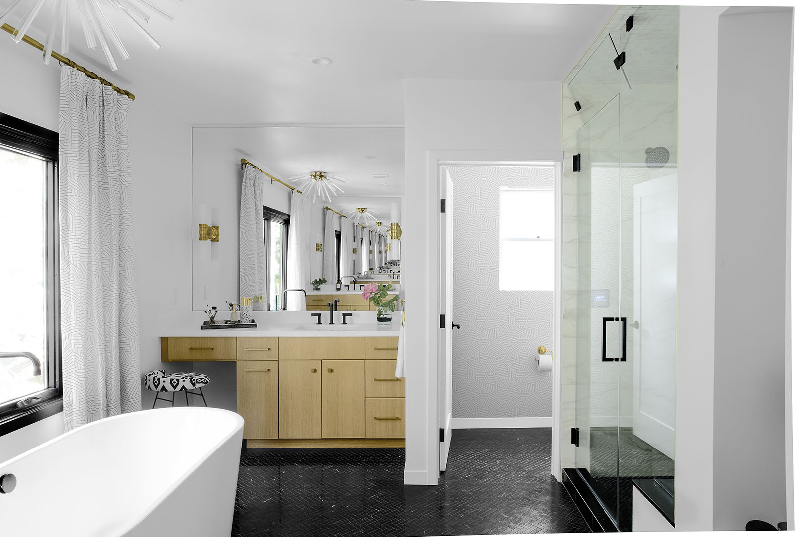 Bathroom interior design in Oakland, CA