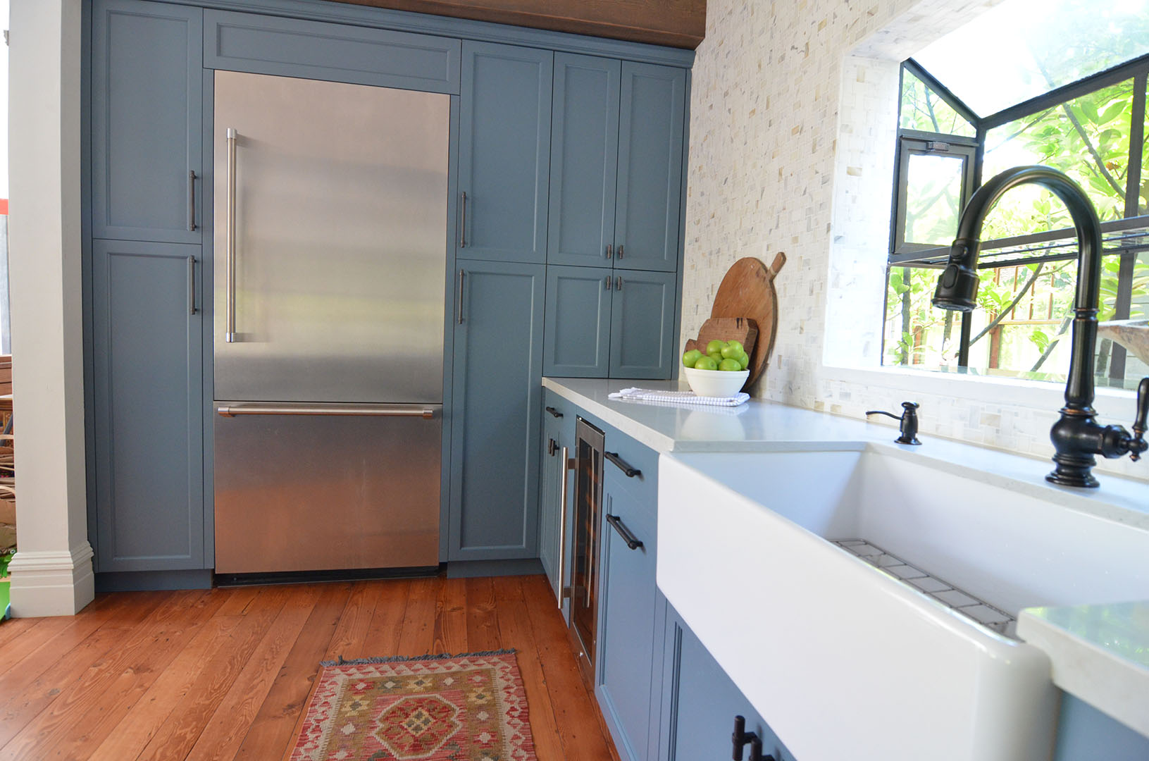 Kitchen cabinet design in North Berkeley