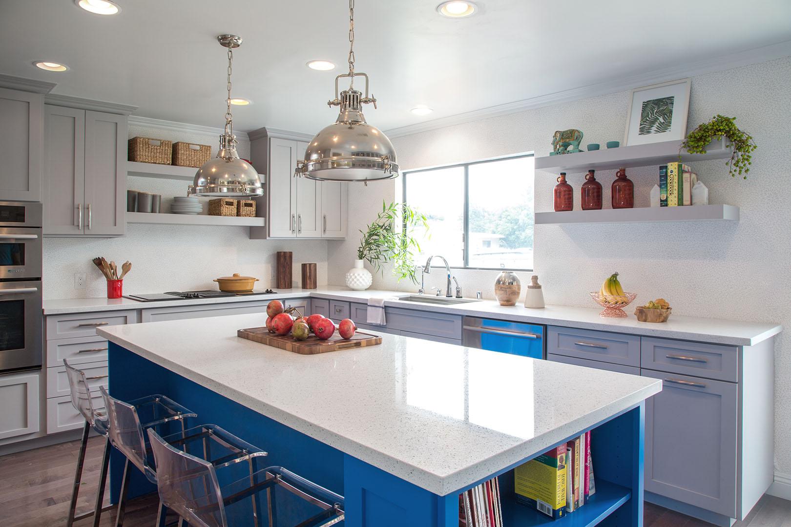 Kitchen interior design Oakland