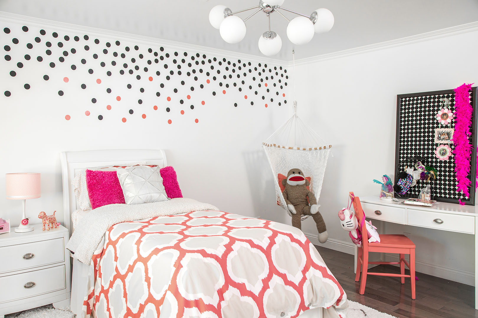 Kids bedroom design in Oakland