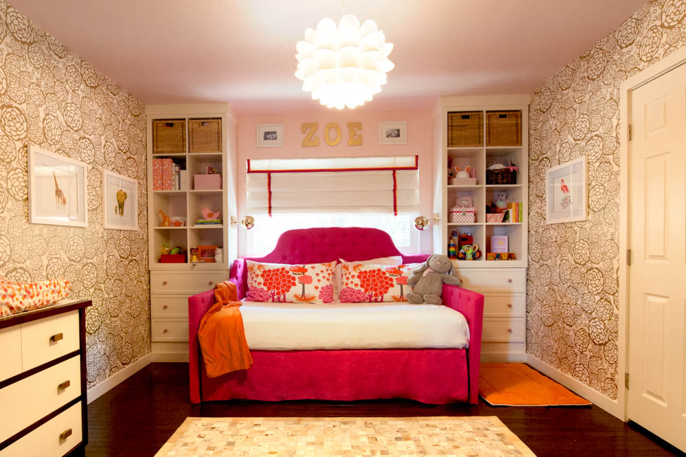 Kids room bed design in Oakland, CA