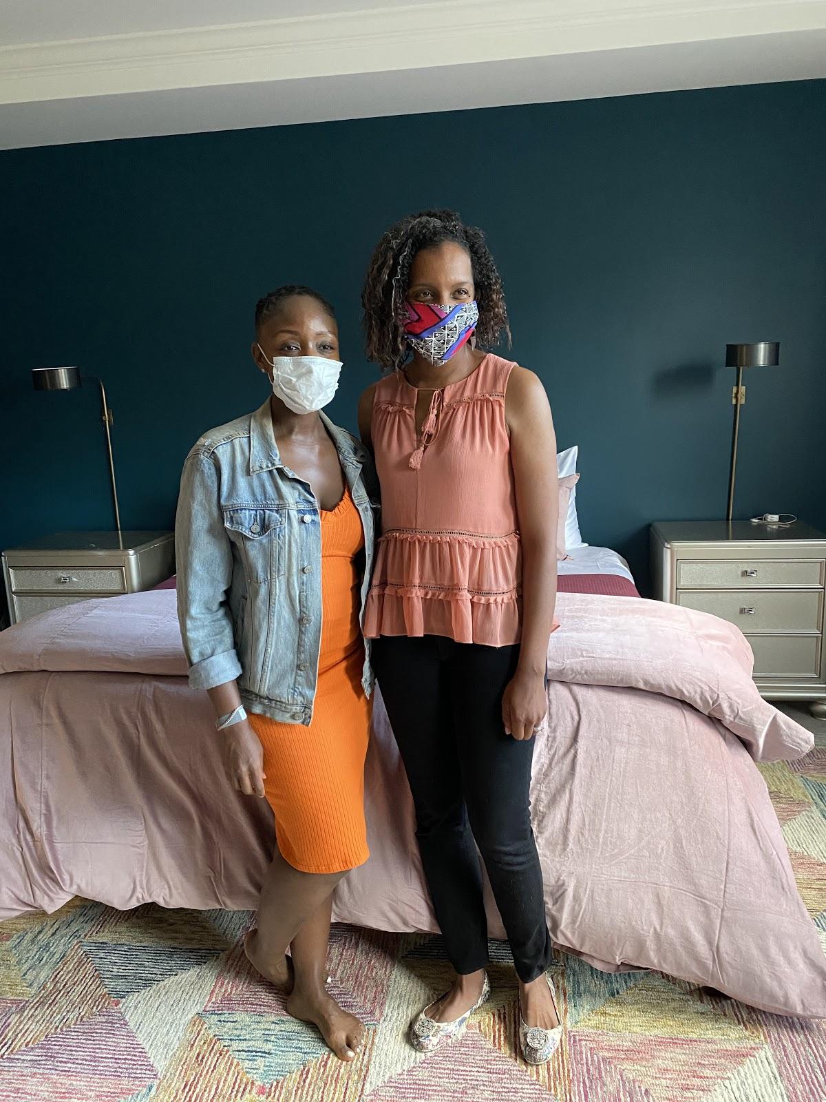 kelly finley design giveaway joy street initiative nurse frontline worker