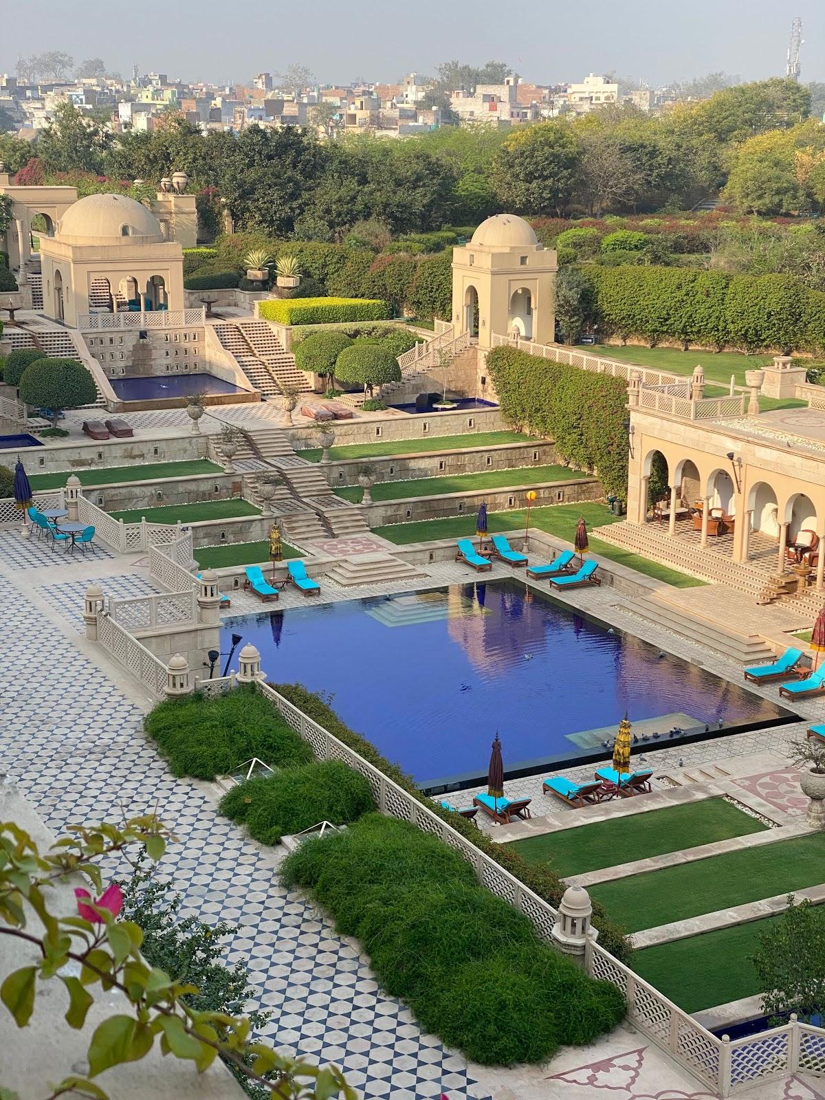 agra oberoi amarvila hotel joy street design inspiration abroad india mughalo