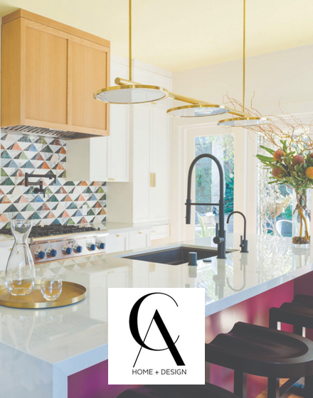 Baker's Delight: Joy Street Design imbues a new kitchen with a multitude of color
