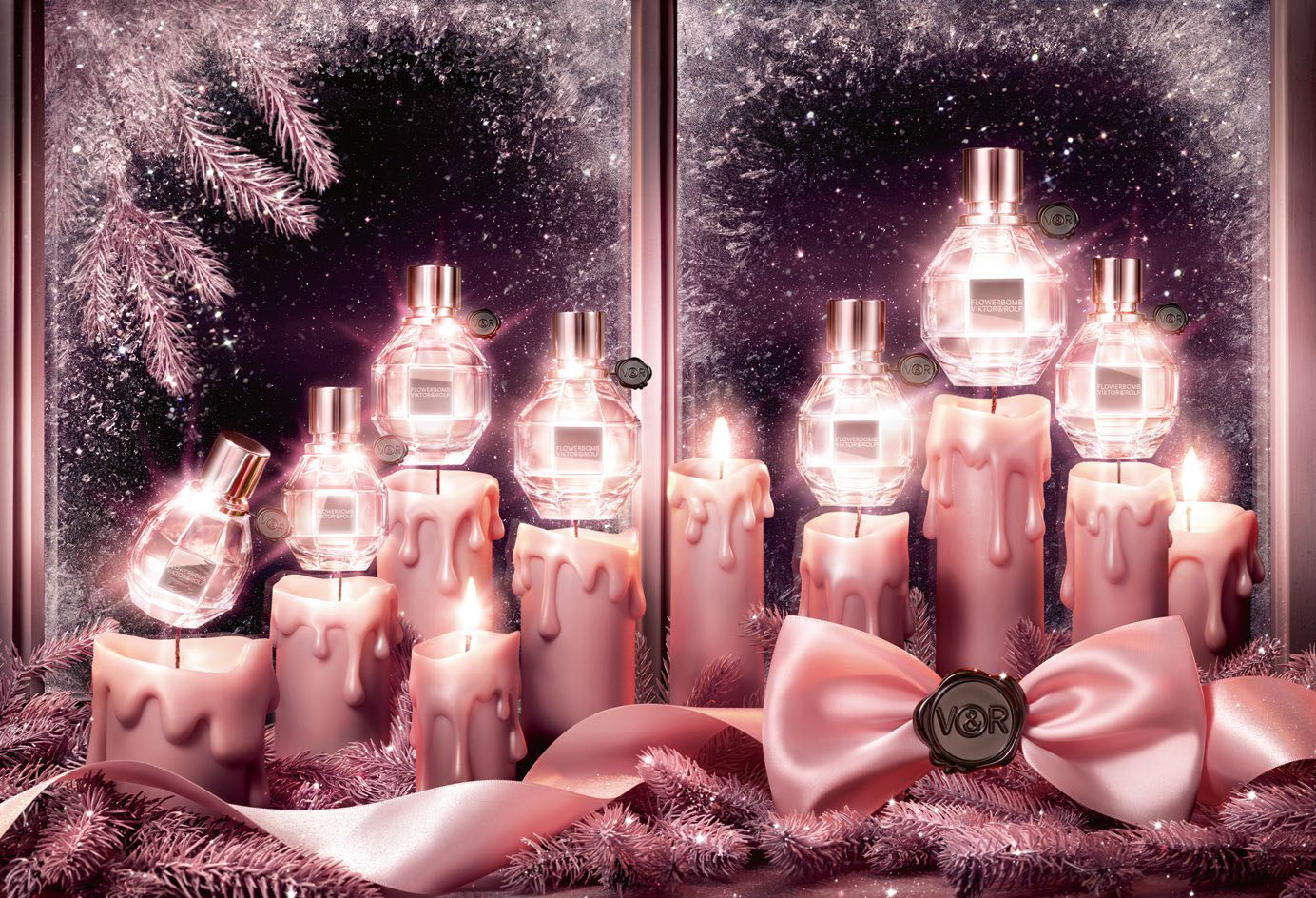 We were delighted to support another year of Christmas campaigning for the L'Oréal Designer Fragrance team, working on their festive display fixtures with key brands such as Viktor & Rolf, Giorgio Armani and Yves-Saint-Laurent. We created several suites of units that encapsulated each of the individual brand values and campaign strategy, whilst meeting individual retailer needs and balancing budget and production date requirements.