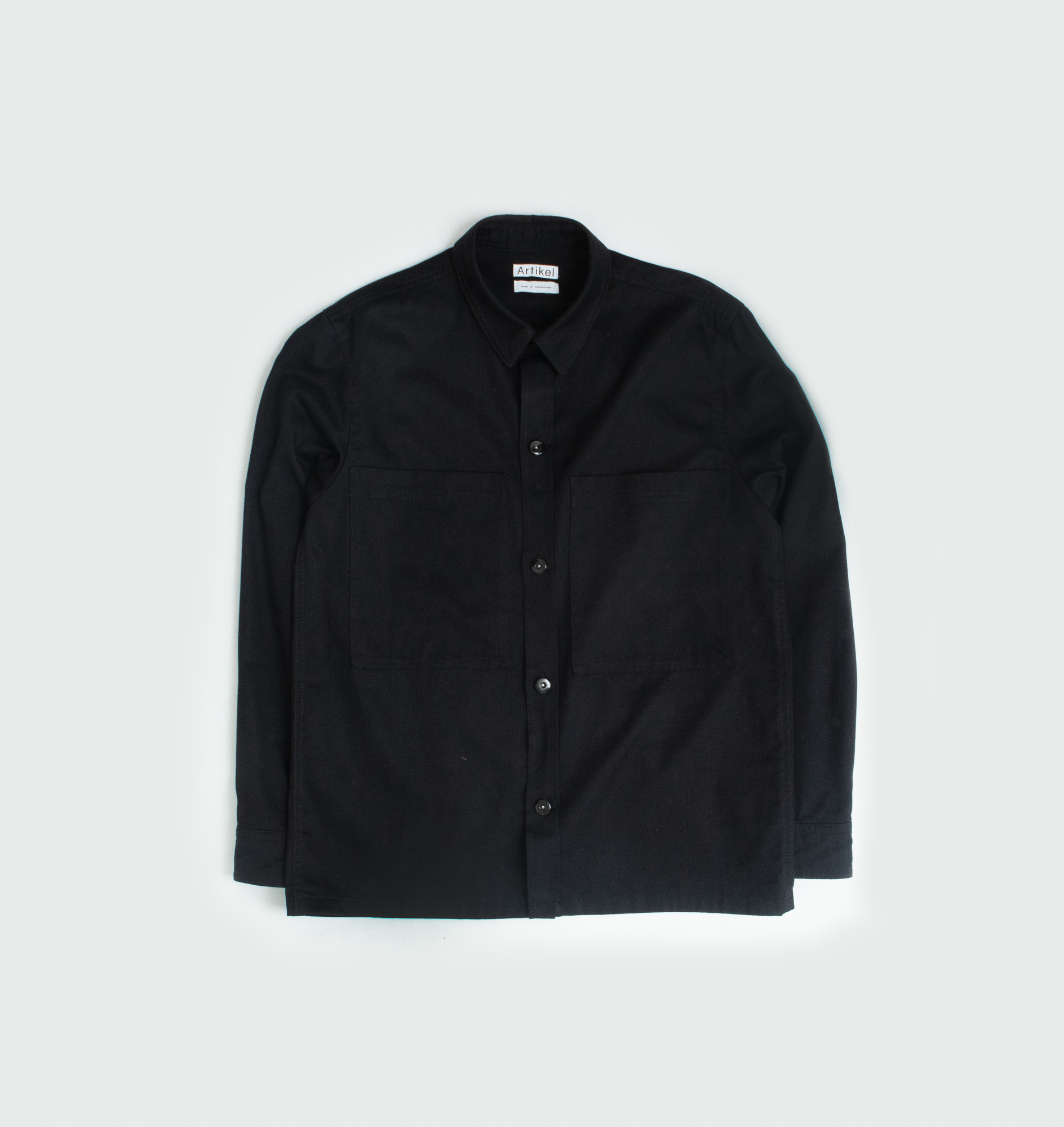 Overshirt or jacket by Artikel Store, Made In Copenhagen, Denmark