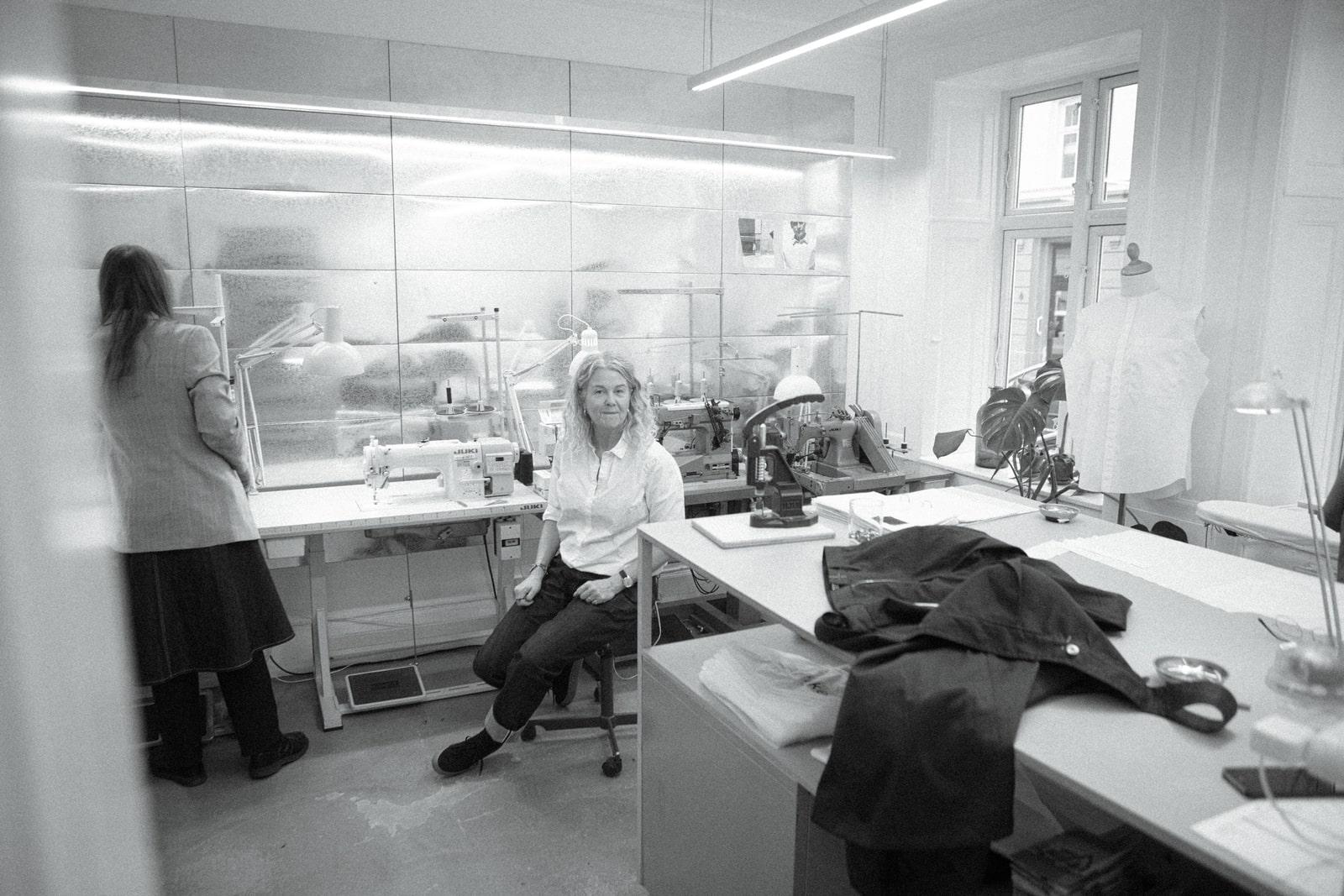 Helle Jørgensen in Artikel København store
