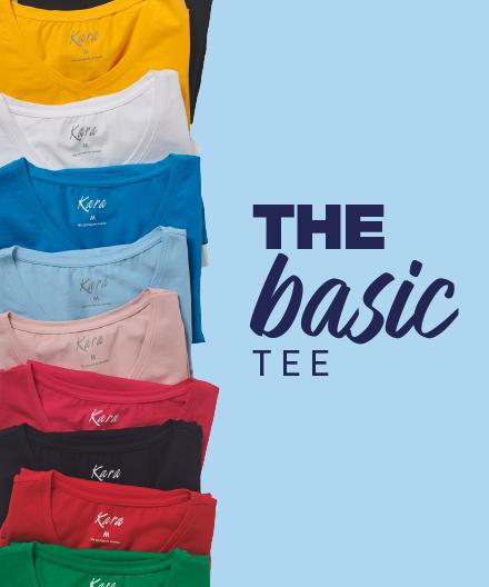 The basic tee