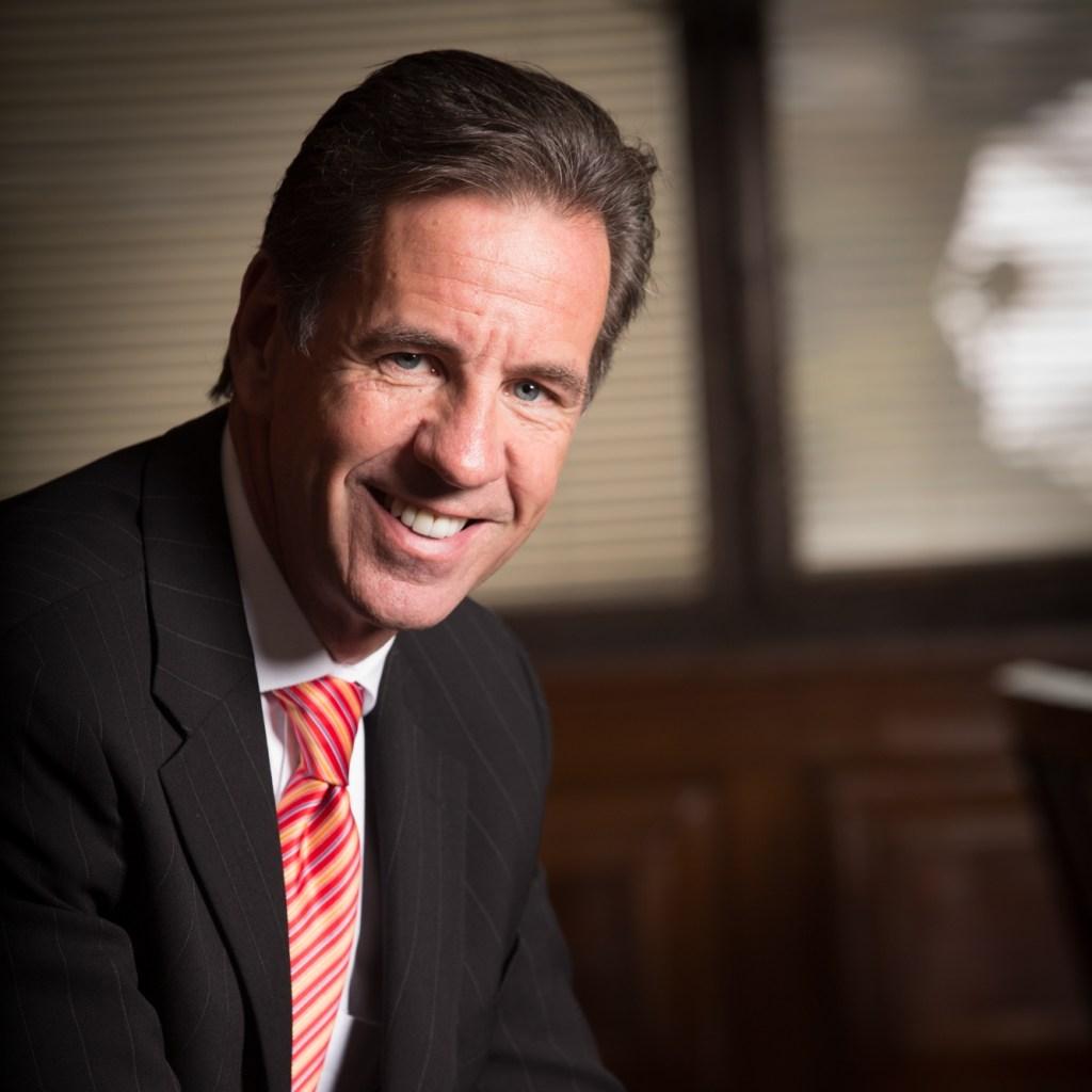 A photo of Steve Flaherty