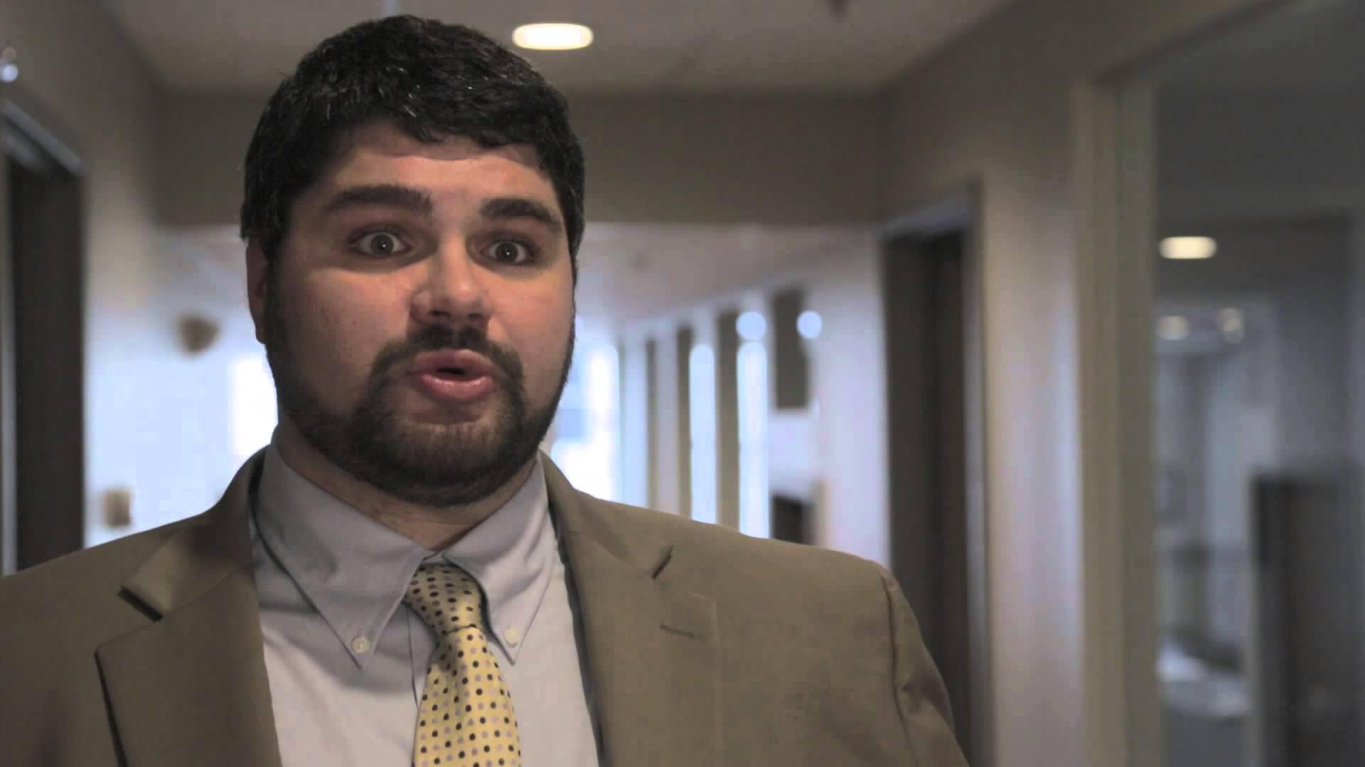 A screenshot from a video about medical malpractice