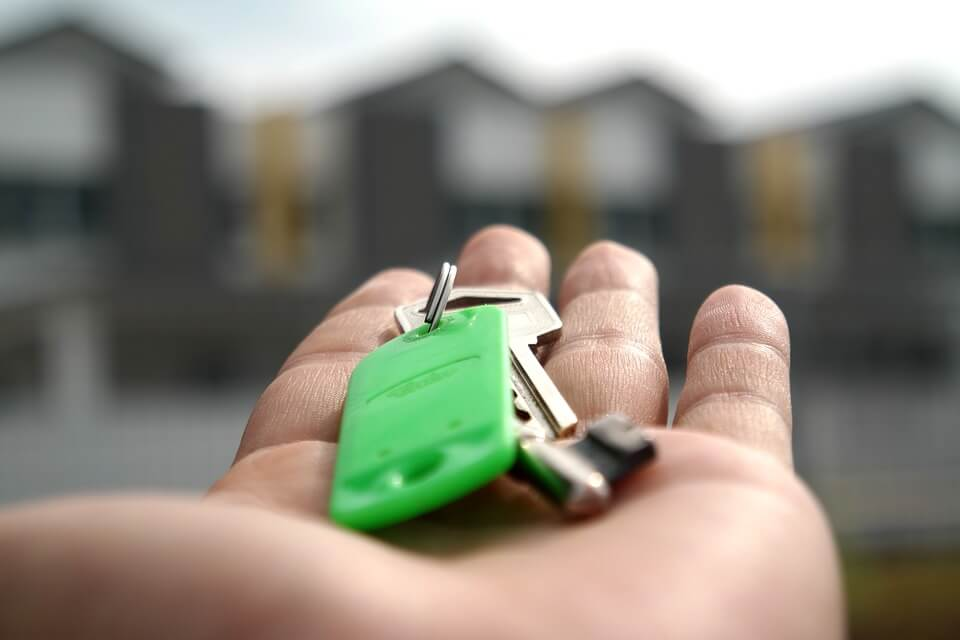 bov real estate hearing keys to your home