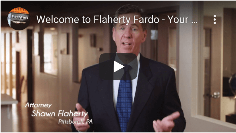 Welcome to Flaherty Fardo - Your Pittsburgh Law Firm - 2017 Commercial.