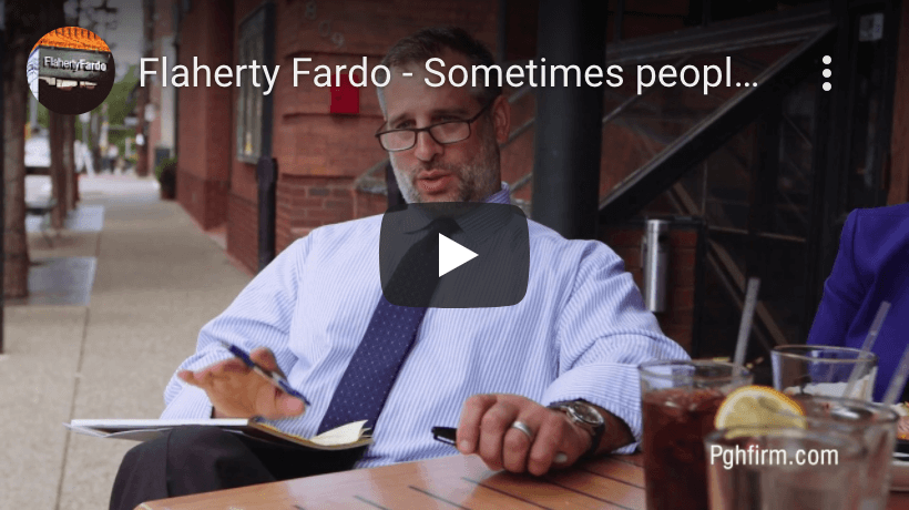 Flaherty Fardo - Sometimes People Surprise You.
