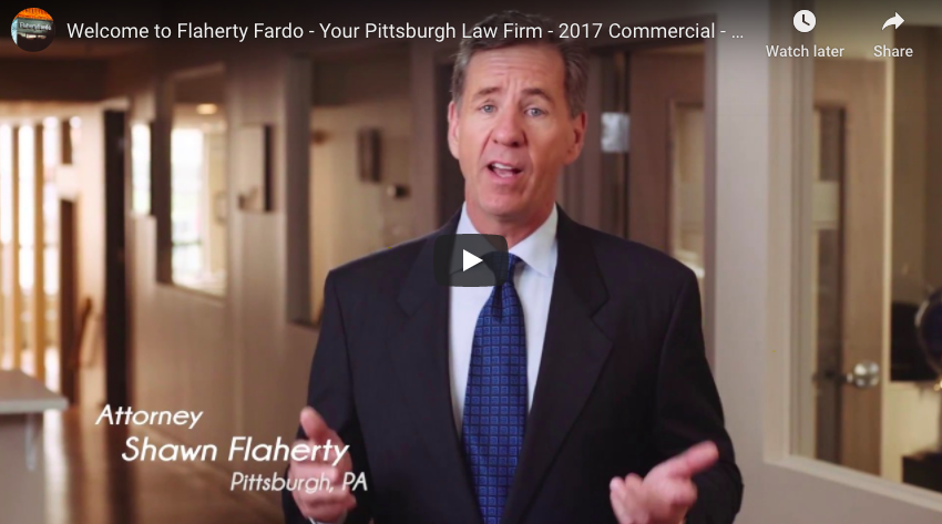 Flaherty Fardo - We're Right Here - Your Pittsburgh Lawyers