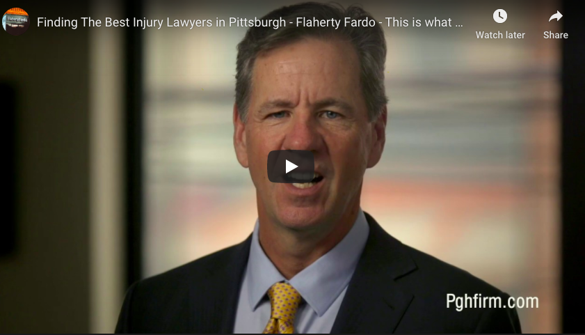 Finding The Best Injury Lawyers in Pittsburgh - Flaherty Fardo - This is What We Do