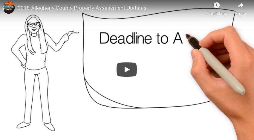 2018 Allegheny County Property Assessment Updates