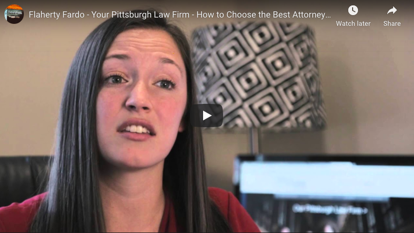 Flaherty Fardo - Your Pittsburgh Law Firm - How to Choose the Best Attorney - Pghfirm.com