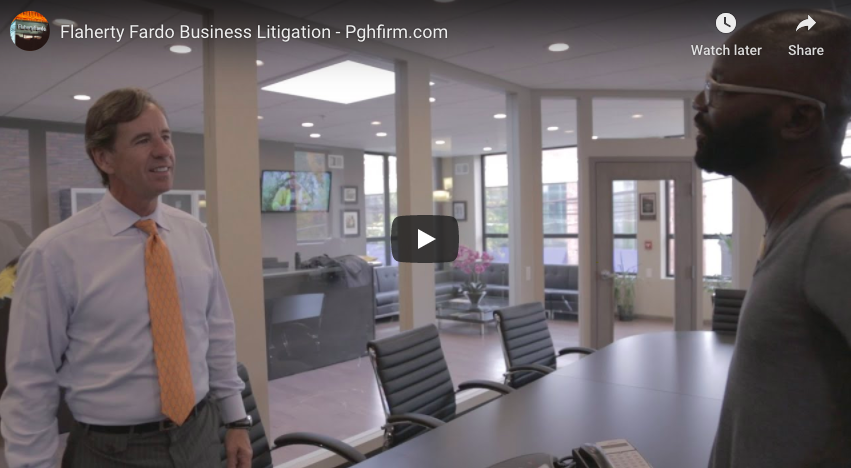 Flaherty Fardo Business Litigation - Pghfirm.com