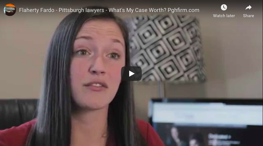 Flaherty Fardo - Pittsburgh lawyers - What's my case worth? Pghfirm.com